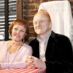 "Maria Elena Holly and Peter Asher at ""True Love Ways"" Songmasters & PJ Clarke's Event"