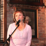 "Maria Elena Holly at Songmasters & PJ Clarke's ""True Love Ways"" Event"