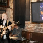 "Peter Asher performing ""True Love Ways"" at Songmasters & PJ Clarke's Event"
