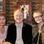 "Maria Elena Holly, Peter Asher and Regan McCarthy at Songmasters & PJ Clarke's ""True Love Ways"" Event"