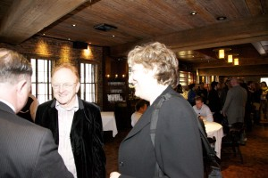 """Peter Asher and Jennifer Cohen at """"True Love Ways"""" Songmasters & PJ Clarke's Event"""